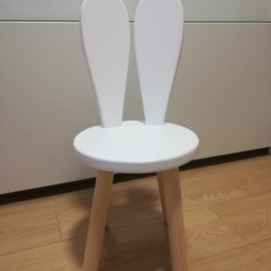 detská stolička bunny