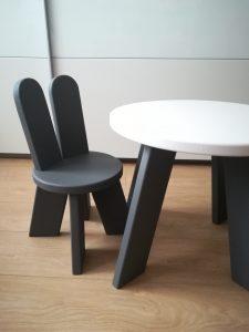 Set Zajko 1 stolík+1 stolička Image