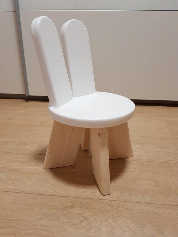 detska stolička Zajko