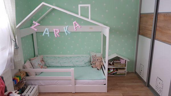 domcekova postel postel domcek