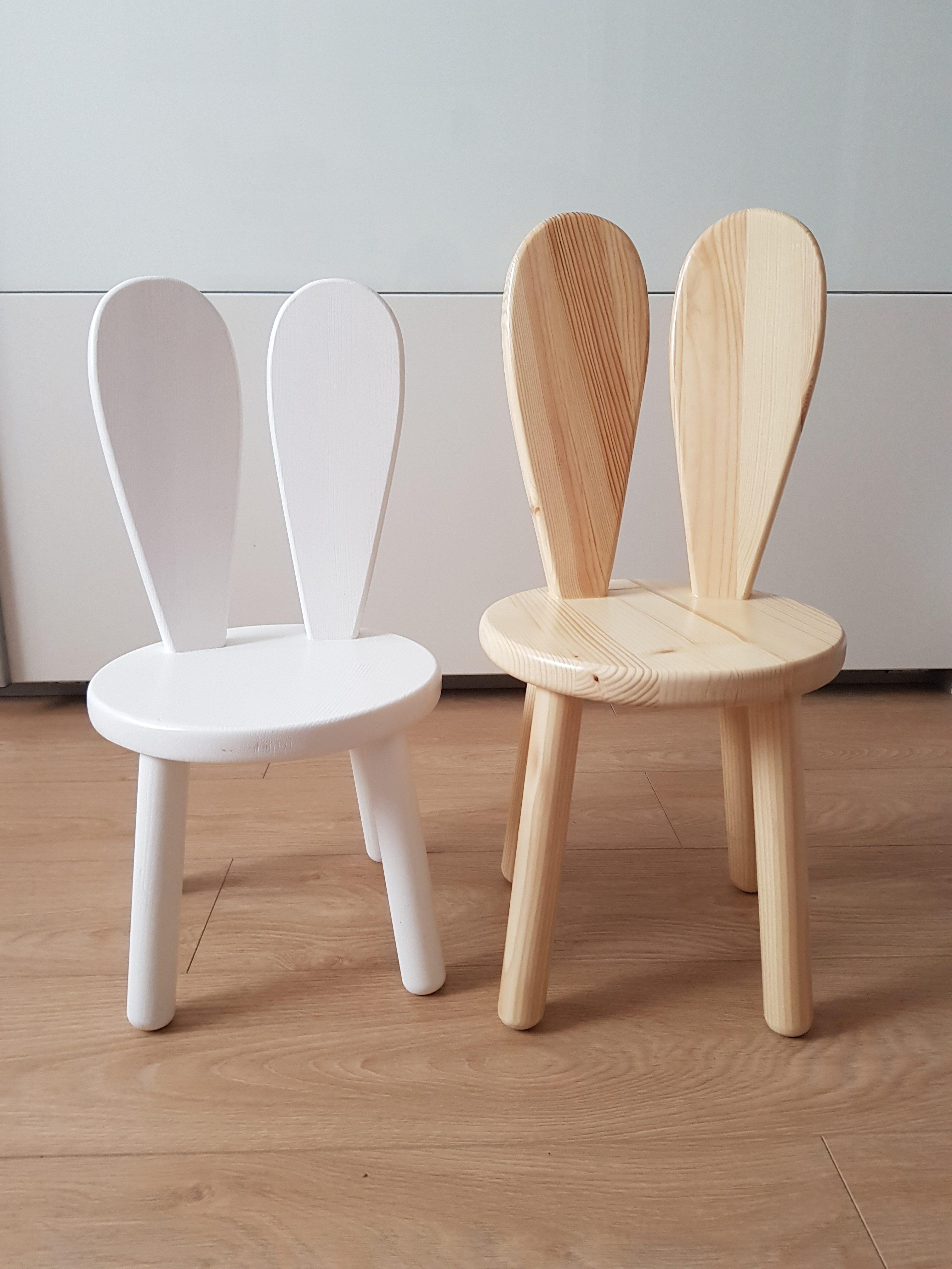 Detská stolička Bunny Image