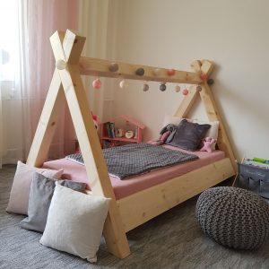 teepee detska postel