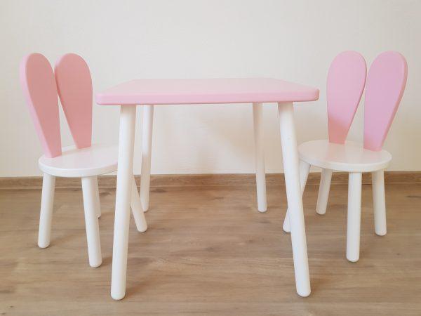 stolik a stolicka pre deti
