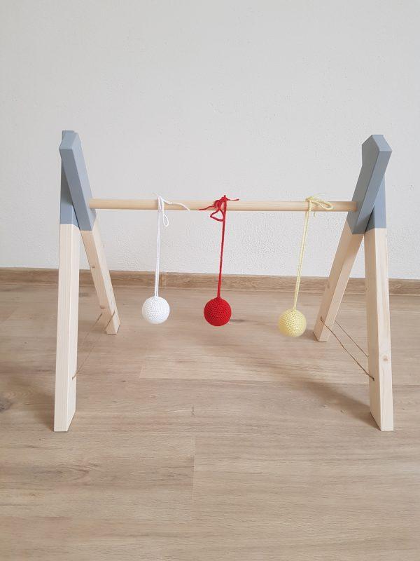 hrazdička pre deti