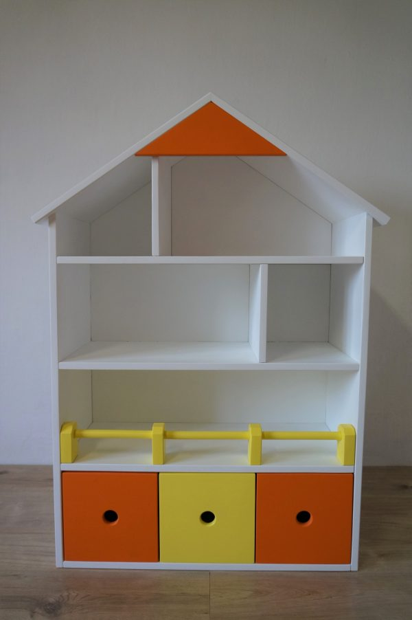 Knižnica Domček