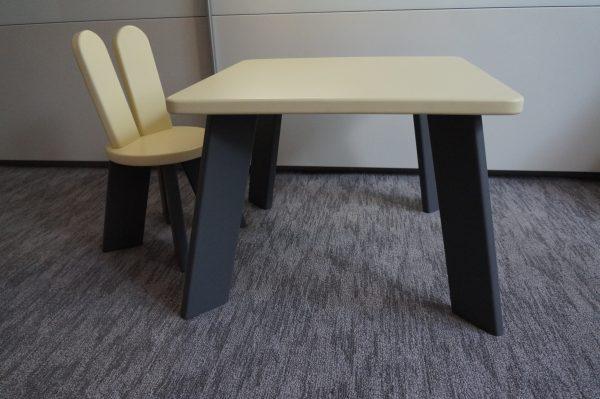 detská stolička Zajko