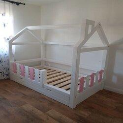 Detská posteľ Seven