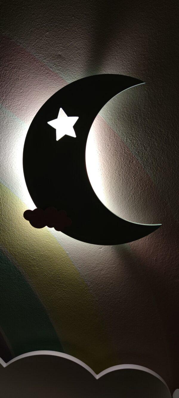 nočna detská lampa