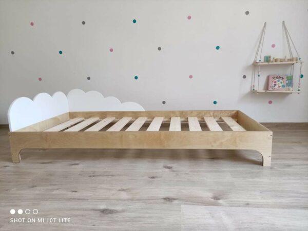 detská posteľ obláčik